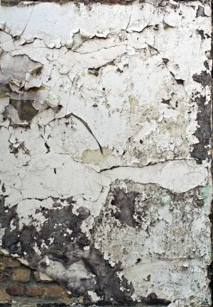 old pealed plaster texture