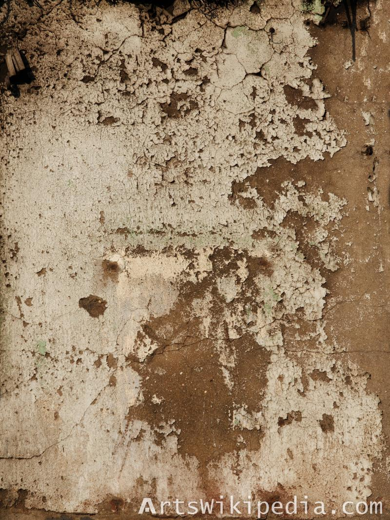 old dry wall