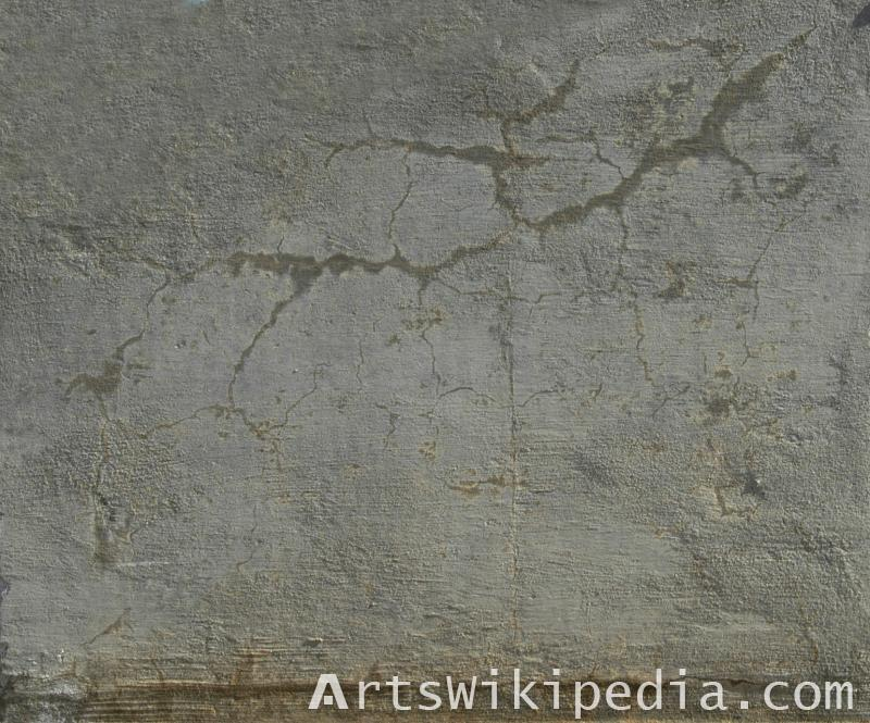 smooth plaster wall texture