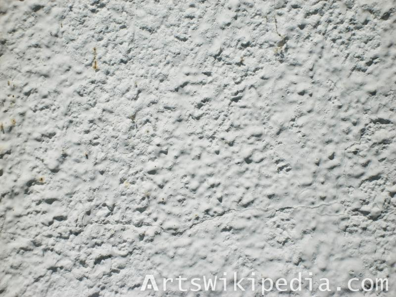 old white plaster texture