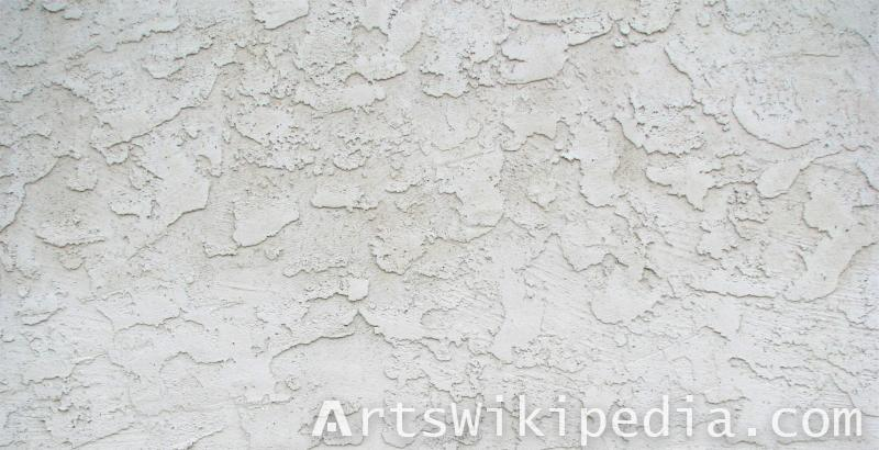 irregular rough stucco texture