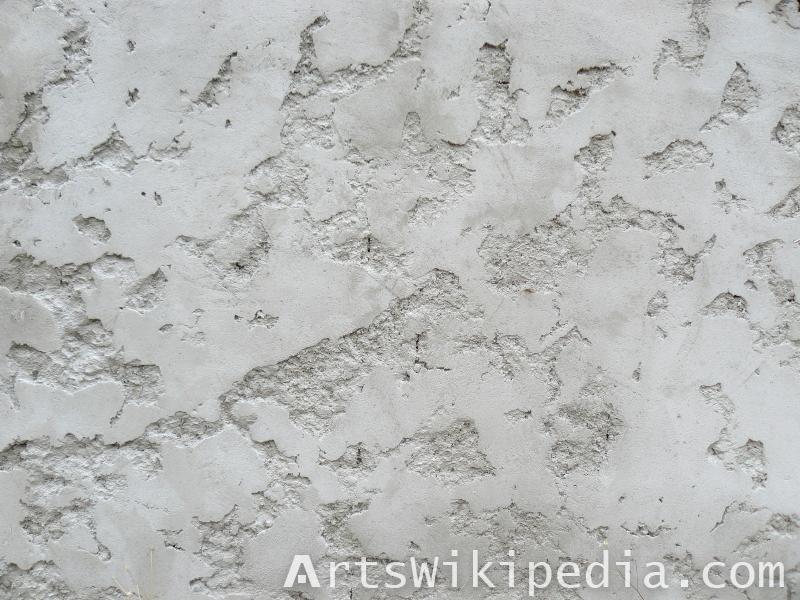 irregular daub wall texture
