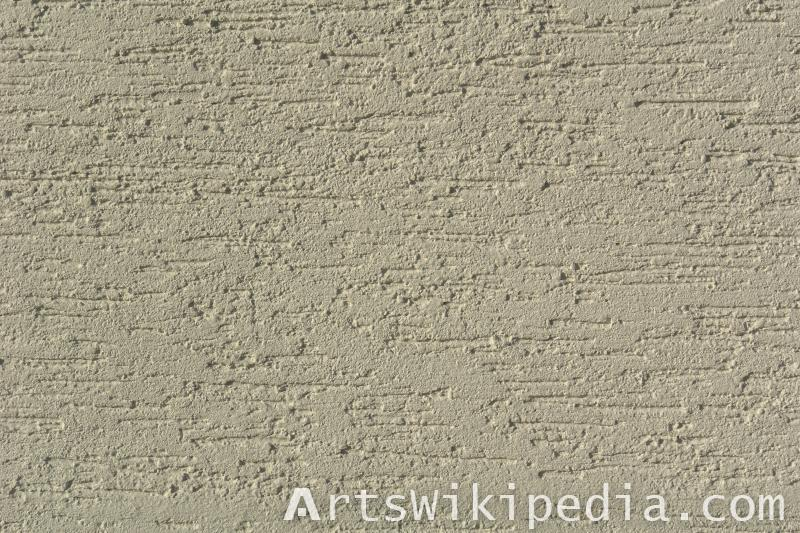 plaster coated wall texture