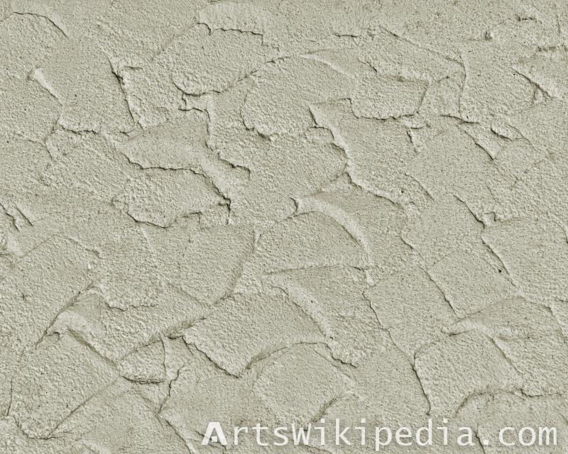 irregular stucco texture
