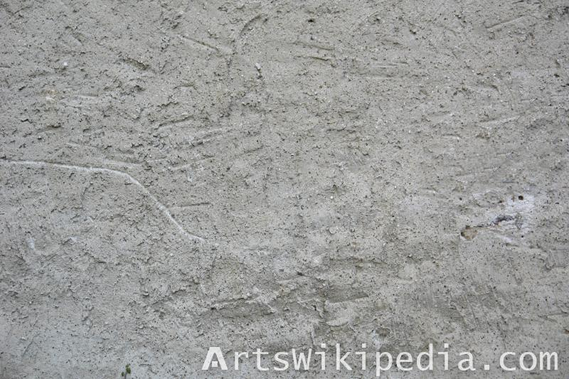 plaster material texture
