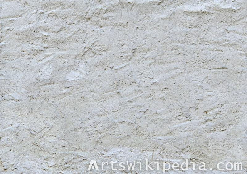 new white plaster texture