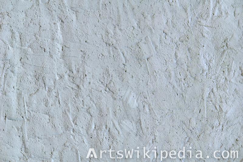 white plaster texture