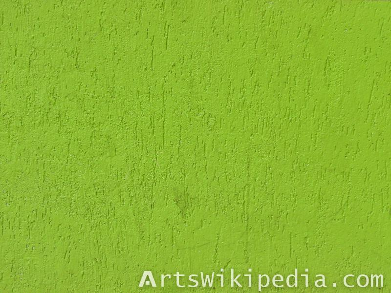 Green stucco texture