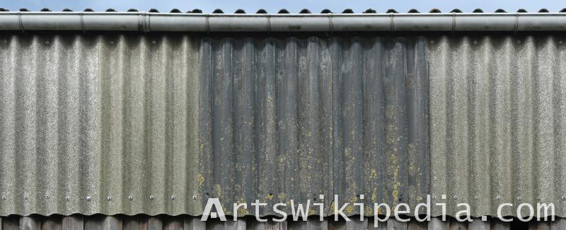 Rustic Metal wall texture