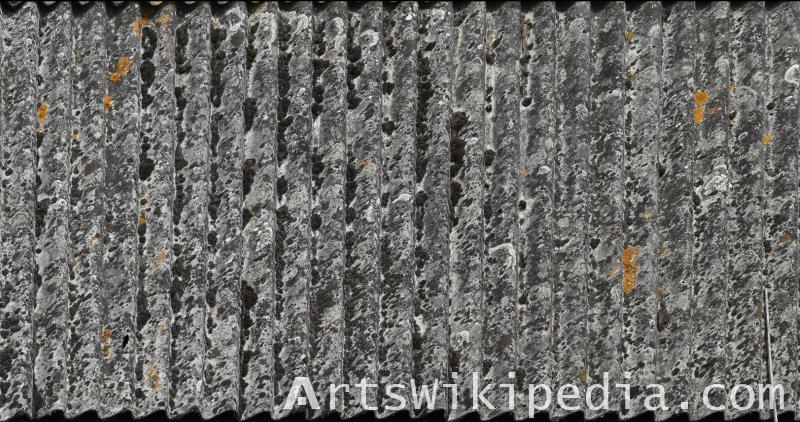 Very old Asbestos texture