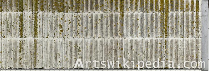 rusty metal plates texture