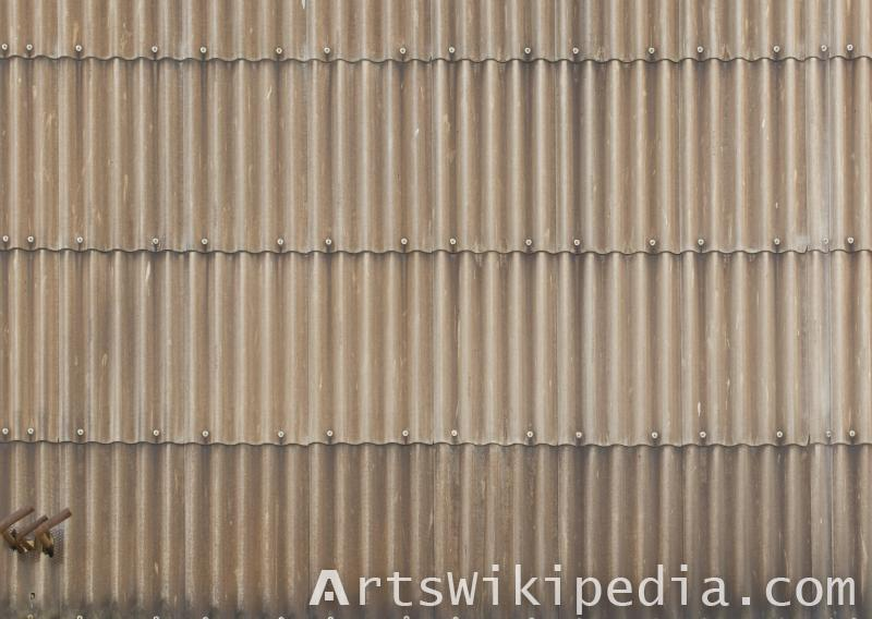 studded roofing metal plates