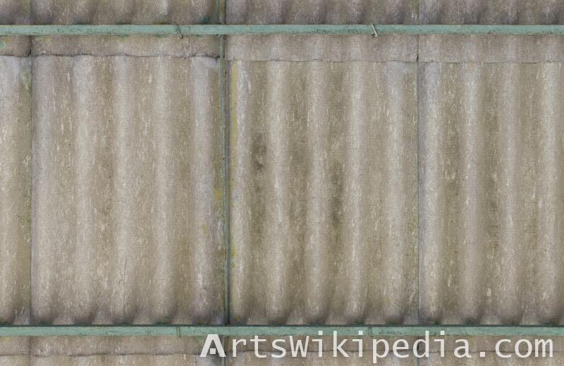 roof asbestos material