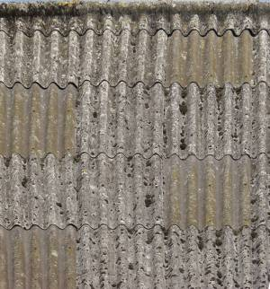 damaged-asbestos-roof-texture