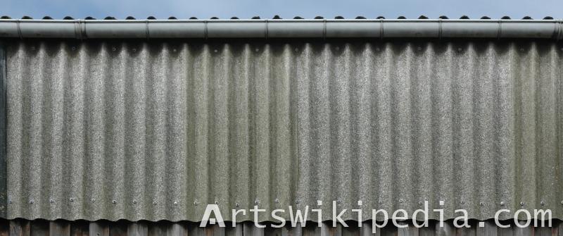free asbestos building texture