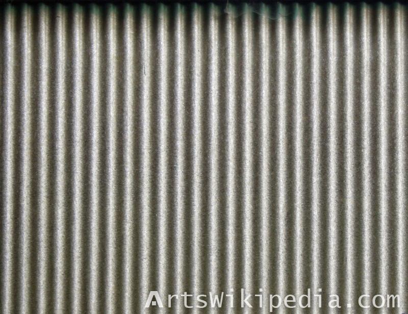 free corrugated metal texture