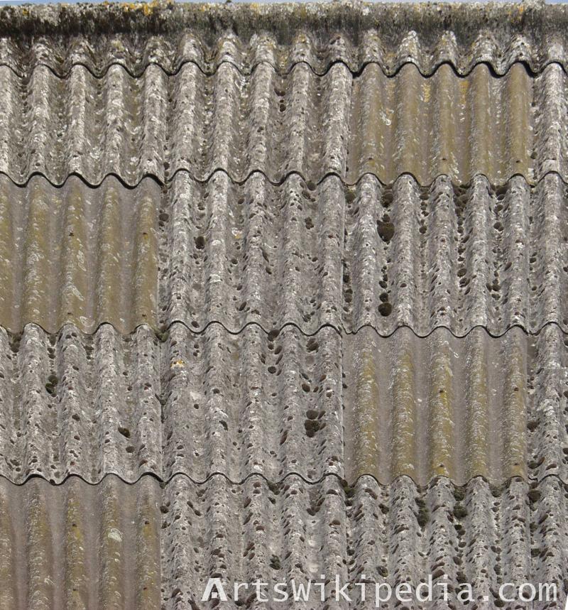 free Broken slate material