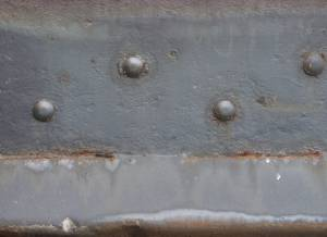 metal-with-bolt-metal-wall