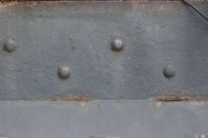 metal with bolt metal wall texture