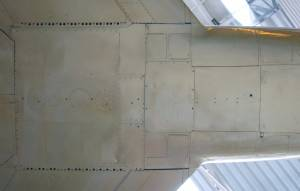 plane-metal-bolted-panel