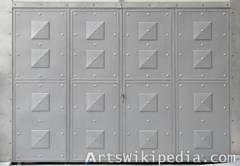 bolted metal panels