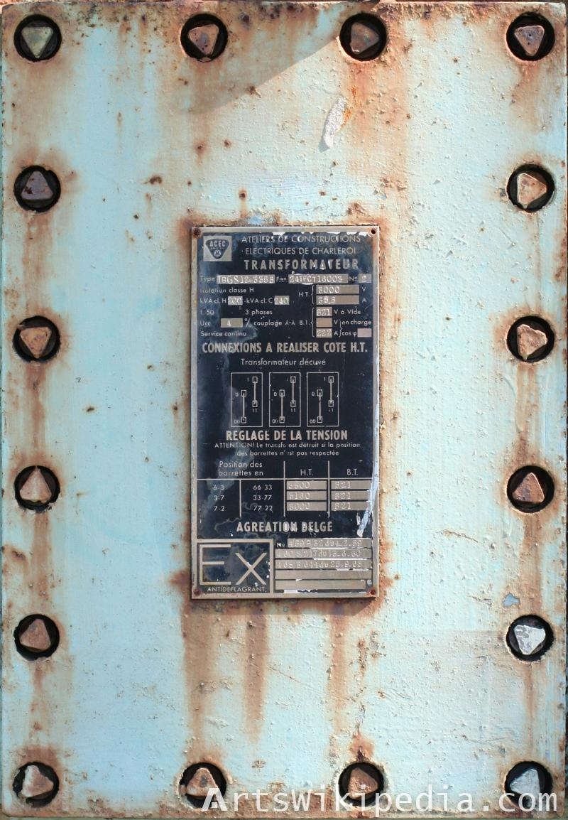 electric metal panel cover texture