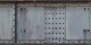 free Bridge steel studded panel