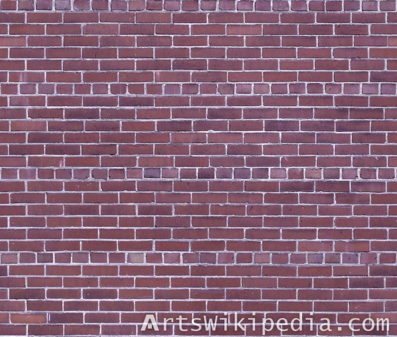 purple brick texture