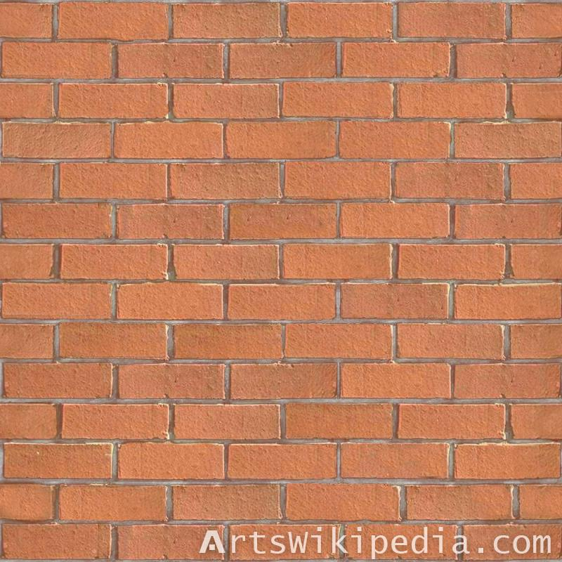 Free Brick red texture