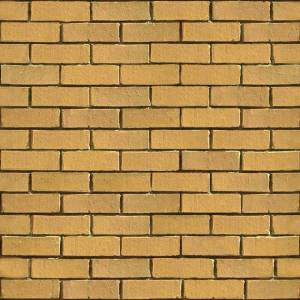 Free yellow Brick texture