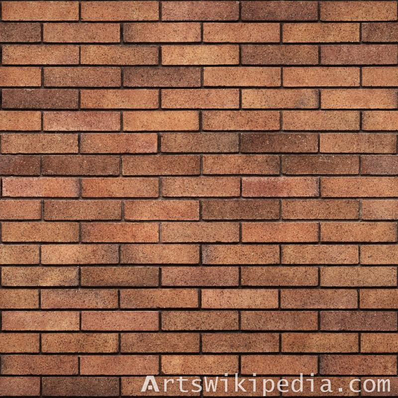 Free dark brown Brick texture