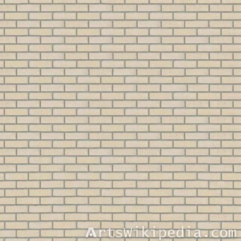 Free white Brick wall texture