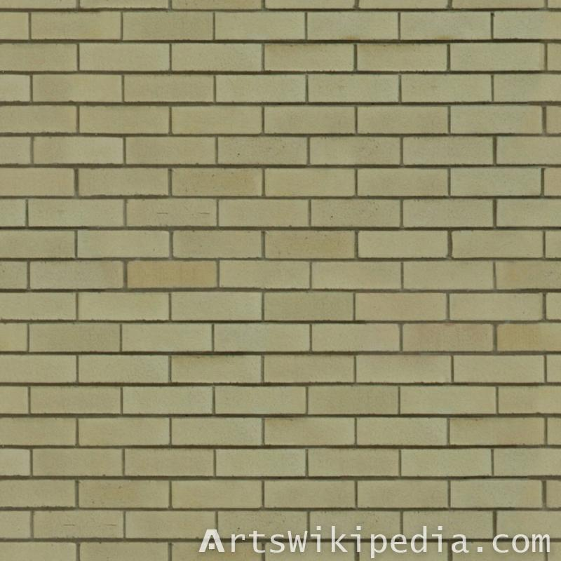 Free greenish Brick texture