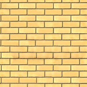 yellow Free Brick texture