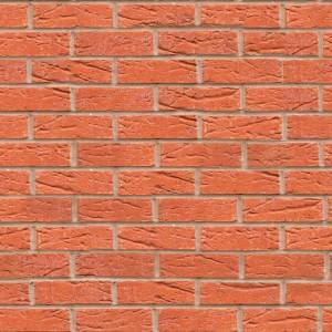 red Free Brick texture