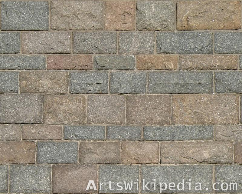 large brick stone
