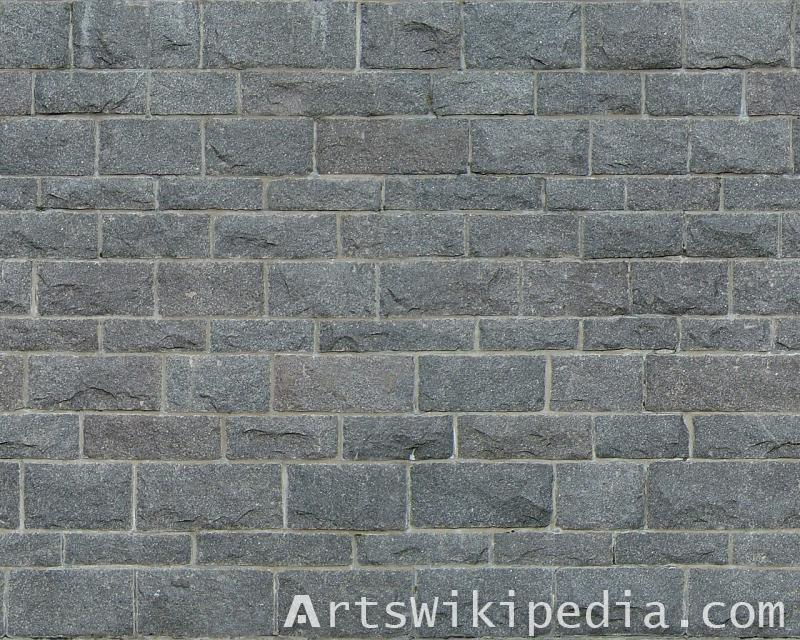 dark gray brick wall texture