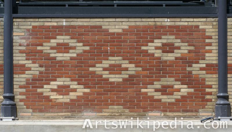 brick arts work