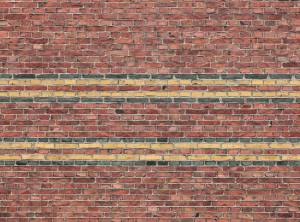 brick wall two line texture