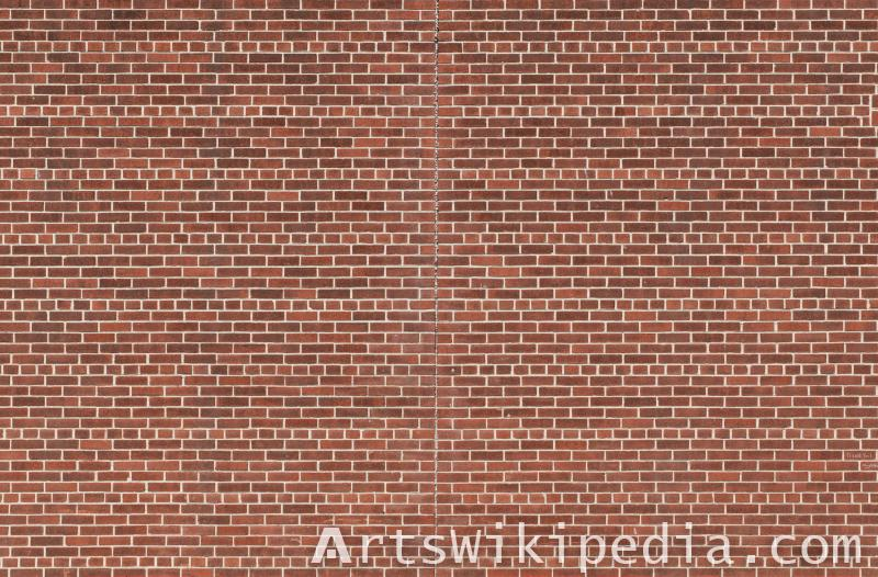 brick wall design texture