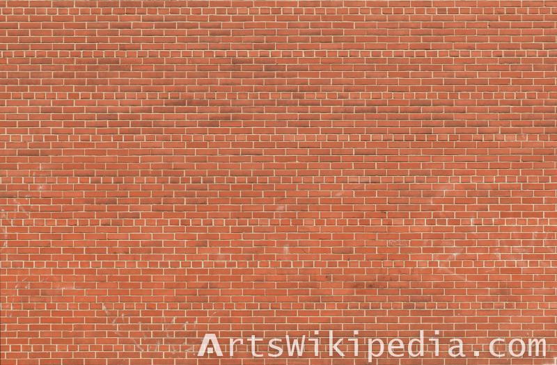 red brick material