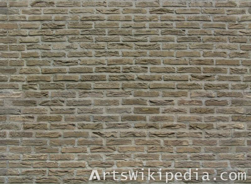 dirty brick wall texture
