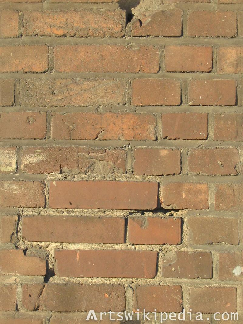 dusted brick texture