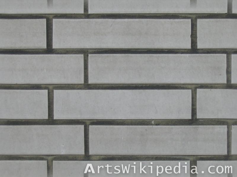 clean gray brick texture
