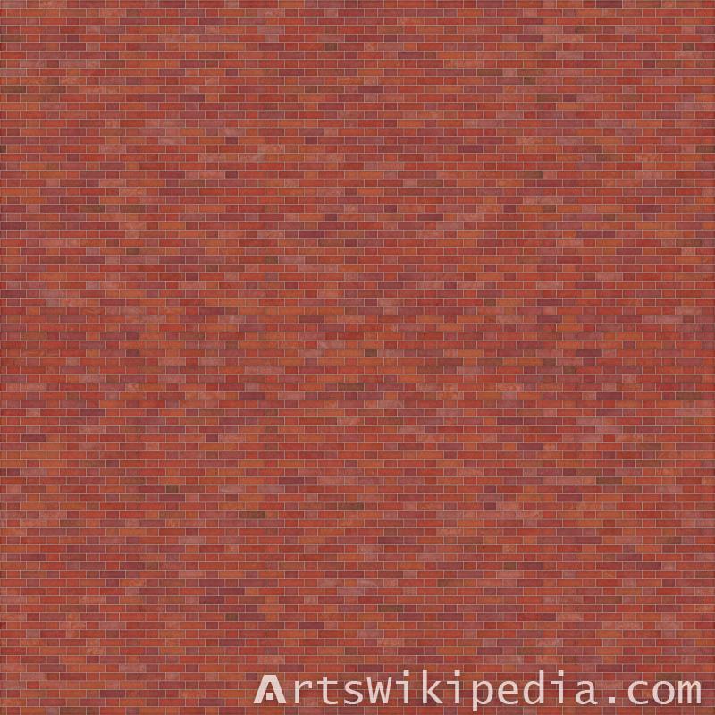 High resolution brick texture