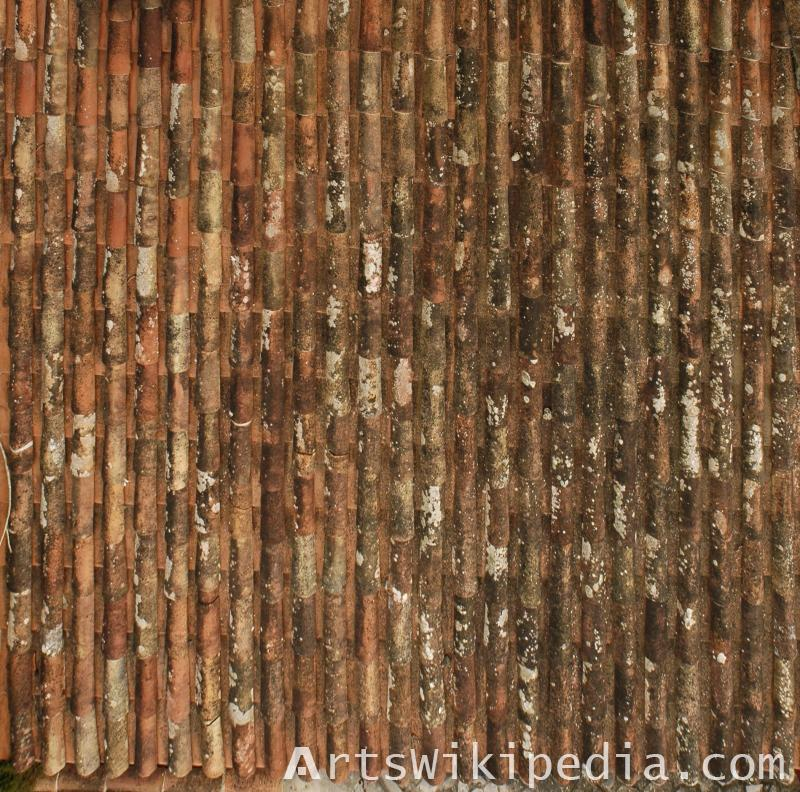 dirty roof texture blender