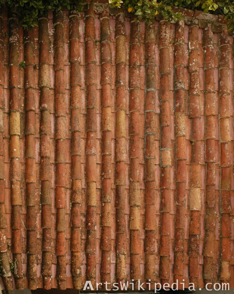 download free ceramic roof texture