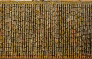 free-old-ceramic-roof-material