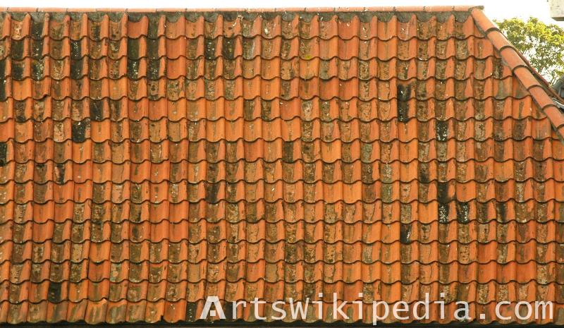 free dirty ceramic roof for download