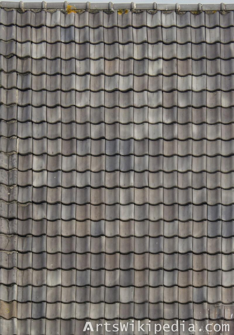 free roof titled shingles